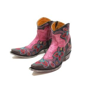 Old Gringo Marrione Leather Western Boot